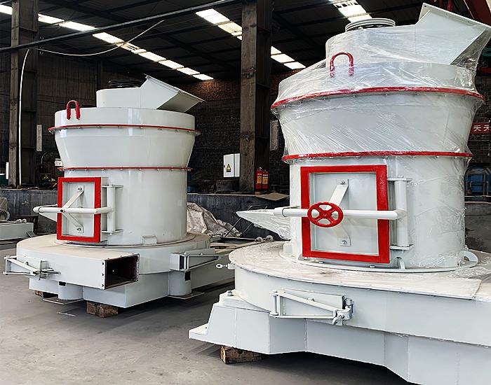 高压超细磨粉机